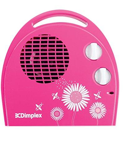 512AX5HJLDL - Dimplex Daisy 2 KW Flat Electric Fan Heater