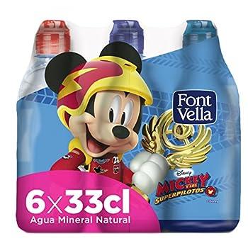 Font Vella Agua Mineral con...