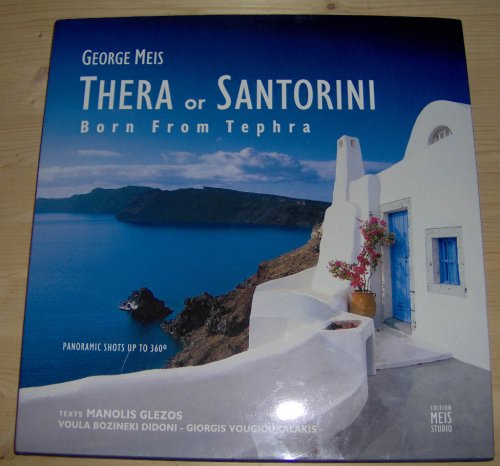 Thera or Santorini - Born From Tephra (Ashes)