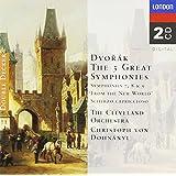Dvorák: Symphonies Nos 7, 8 and 9