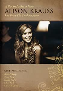 Alison Krauss: Live from the Tracking Room [DVD] [2008] [2003]
