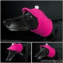 Dog and Home abrigo para viento perros/Whippet/pequeños perros, abrigo Reversible con forro polar