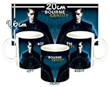 The Bourne Identity Matt Damon Tasse Mug