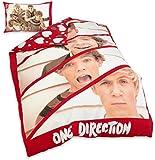 Character World 135 x 200 cm One Direction Boyfriend Single Panel Duvet Set, Multi-Colour
