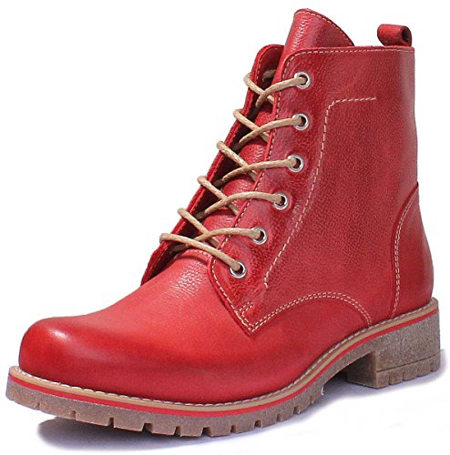Justin Reece Stephanie, Sandales pour femme red