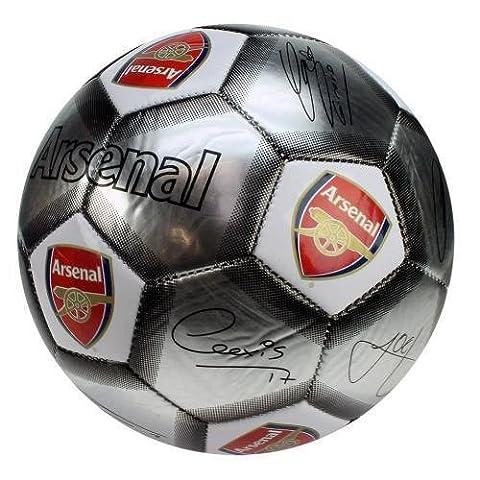 Officiel Équipe de football Taille 5Lecteur Signature Boule (diverses équipes au choix.), Arsenal FC