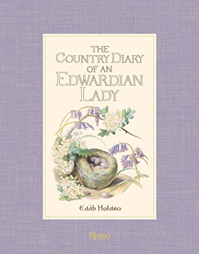 The Country Diary of an Edwardian Lady par Edith Holden