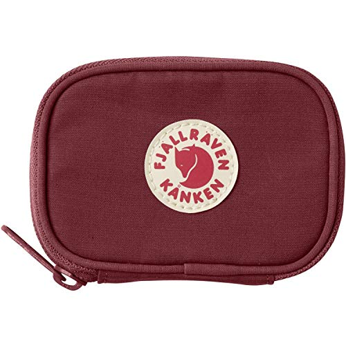 FJÄLLRÄVEN Kanken Card Geldbeutel, Ox Red, 11 cm
