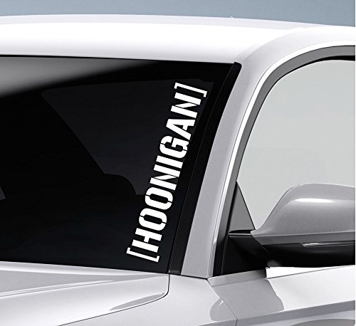 2x hoonigan-JDM DUB 55cm Color elegir Decal
