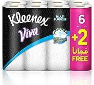 Kleenex Viva Kitchen Towel Rolls