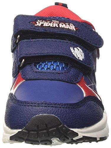 Spiderman Running Light, Sneakers basses garçon Blu (Royal)