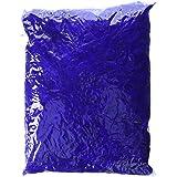 Creativo - Bufanda de plumas, 1,8 m, color: azul