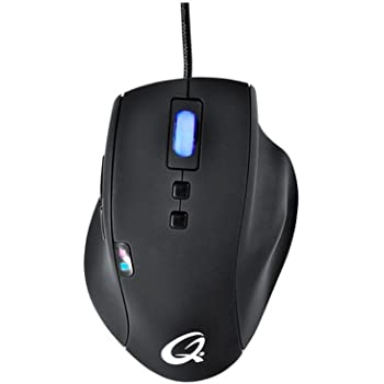 QPAD 5K Pro 5040cpi Laser USB Gaming Mouse (3600)  Amazon.co.uk ... de284de0f1134