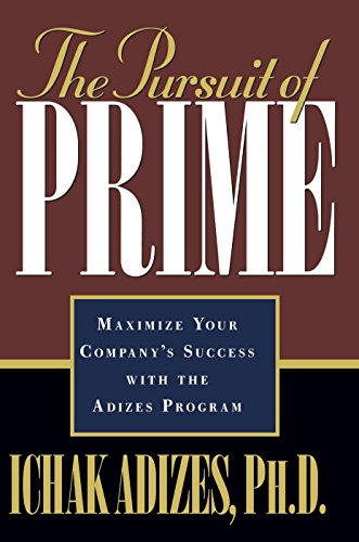 The Pursuit of Prime: Maximize Your Company's Success