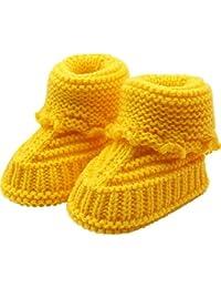 Amazon.es: Ropa De Bebe Tejida: Zapatos y complementos