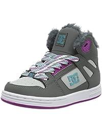 DC Shoes Mädchen Rebound Wnt High-Top