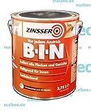 Zinsser B-I-N in weiß, 3,75 Liter Dose