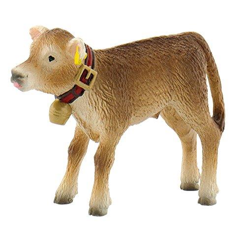 Preisvergleich Produktbild Bullyland 62754 - Spielfigur - Alpenkalb Benni, Circa 5 cm