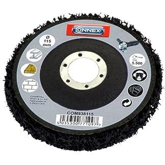 Connex COM938115 – Disco de limpieza universal (11,5 cm)