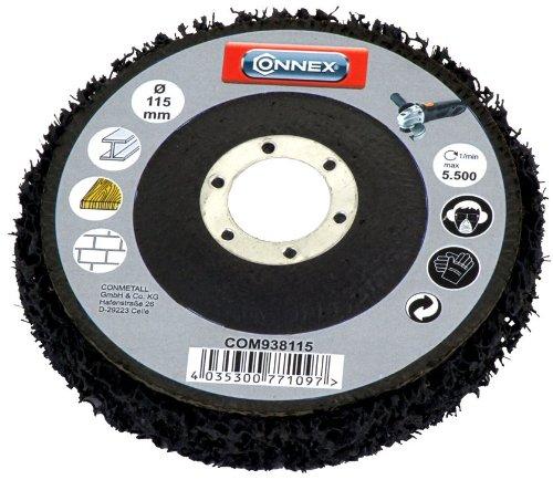 Connex Uni-Reinigungsschleifscheibe für Winkelschleifer 115 mm COM938115