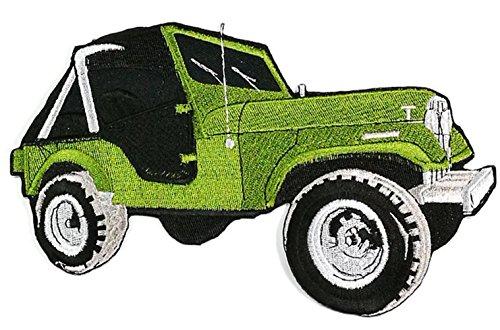 Monster Truck 4WD Off Road Tattoo Lady Rider Biker Jacket T Shirt Patch Sew Iron on gesticktes Badge Schild Kostüm