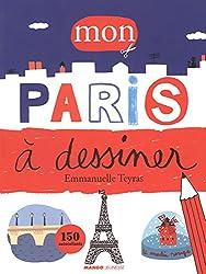 Mon Paris à dessiner