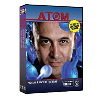Atom (Complete DVD Series)
