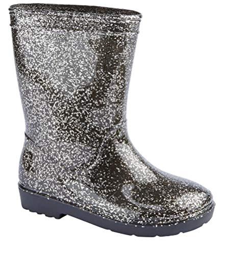 GladRags Kids Girls Childrens Wellington Boots Wellies Wellys Rain Snow Warm Autumn Winter Shoes Size UK Infant Child 6 7 8 9 10 11 12 13 1 2 3 4 5