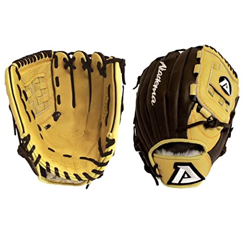 Akadema AGM209-RT Prosoft Series 11.5 in. Baseball Pitcher-Infield Glove Left Hand Throw