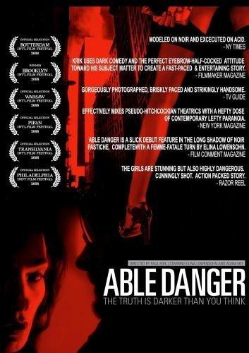 Preisvergleich Produktbild Able Danger by Elina Lowensohn