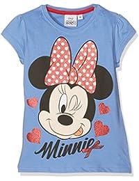 Disney Minnie - 17-4037 Tc - T-Shirt - Fille