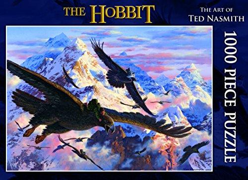 Puzzle Hobbit 1000 pièces
