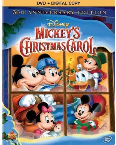 Mickey'S Christmas Carol 30Th Anniversary Edition [Edizione: Stati Uniti]