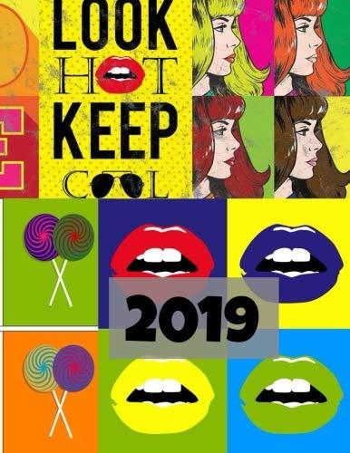 2019: Künstler wie Andy Warhol, Roy Lichtenstein, Keith Haring und Romero Britto haben diese Kunstrichtung berühmt gemacht: Pop Art Comic. Der perfekte Geschenk-Kalender 2019 für alle Pop-Art-Fans.