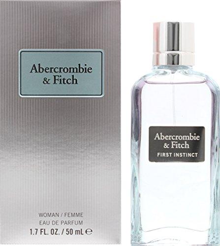 Parfum Abercrombie Frauen Für (Abercrombie & Fitch First Instinct 50ml Eau de Perfum Damen Spray mit Geschenk Tüte)