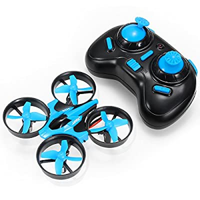 REALACC H36 Mini Quadcopter Drone 2.4G 4CH 6 Axis Gyro Headless Mode Remote Control One Key Return Nano Quadcopter RTF