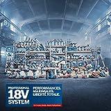 Bosch Professional Gebläse GBL 18V-120 (ohne Akku, 18 V, bis zu 270 Km/h, in Karton)