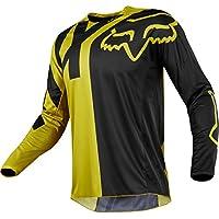 Fox Jersey 360Preme, Dark Yellow, tamaño XXL