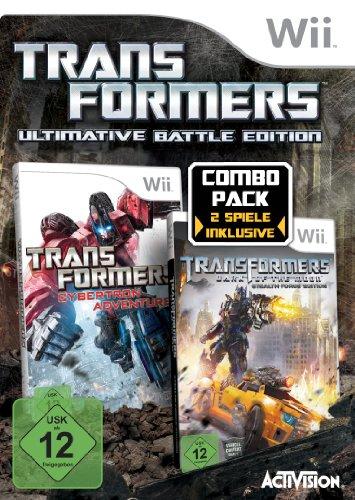 Video-spiele Wii Für Transformers (Transformers: Ultimative Battle Edition - [Nintendo Wii])
