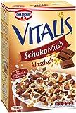 Dr. Oetker Vitalis Großpackung Schoko Müsli, 2er Pack (2 x 1.5 kg)