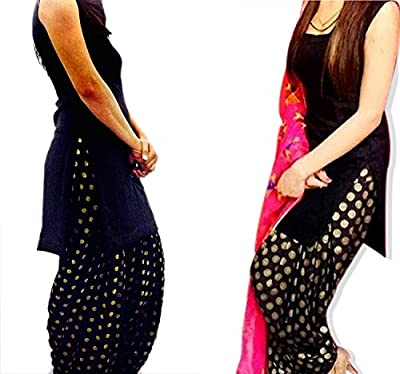 salwar suit with phulkari dupatta