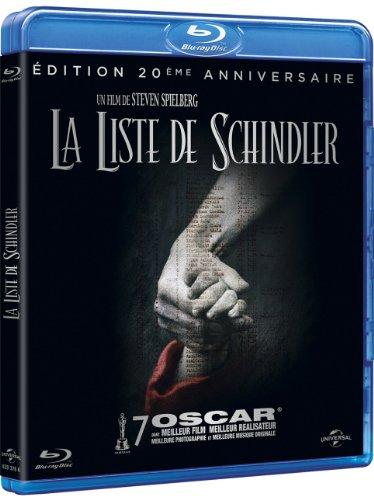 La Liste de Schindler [Édition 20ème Anniversaire] par