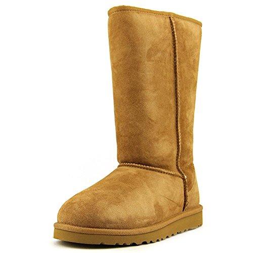Ugg Australia K Classic Tall Chestnut Sheepskin Kids Boots Chesnut