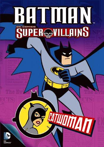 Super Villains: Catwoman