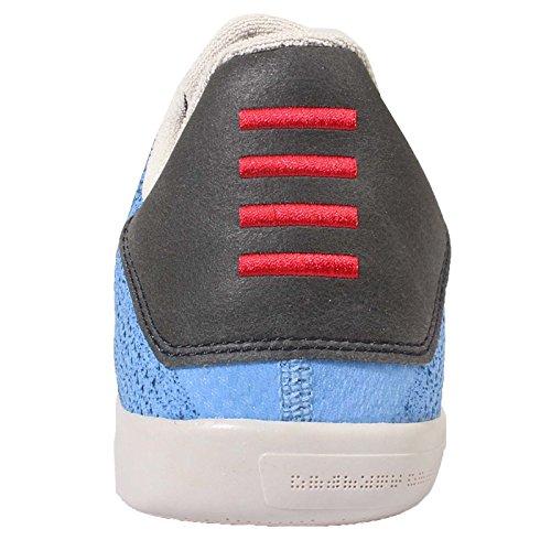 Nike Brave Blue / Lght Bn-Unvrsty Bl, Scarpe da Basket Bambino Blu (Azul (Brave Blue / Lght Bn-Unvrsty Bl))