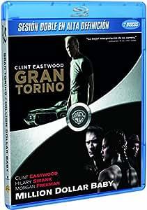 Pack: Gran Torino + Million Dollar Baby [Blu-ray] [Import espagnol]