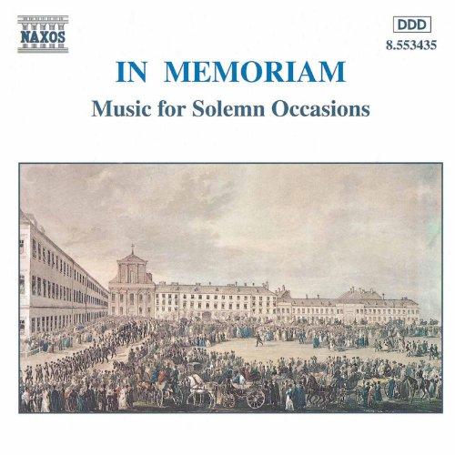 In Memoriam - Music For Solemn...