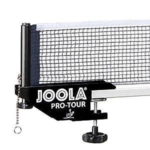 JOOLA Pro-Tour Tischtennisnetz, Mehrfarbig
