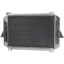 Radiador de aluminio GOWE automóviles 3 fila/Core para Nissan Patrol 4 L MQ gasolina