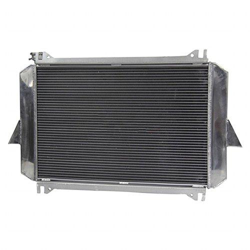 Radiador de aluminio GOWE automóviles 3fila/Core para Nissan Patrol 4L MQ gasolina 80-8786858483Auto Repuesto